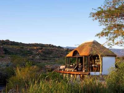 Bushmans Kloof Spa Cederberg Mountains Western Cape Südafrika