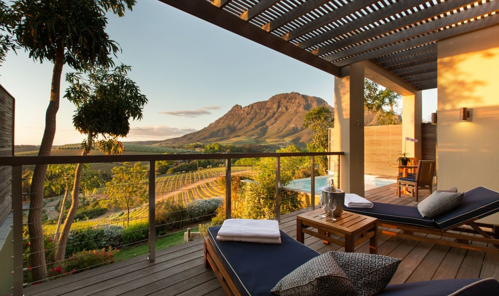 delaire graff luxury lodge terrace luxusreisen afrika