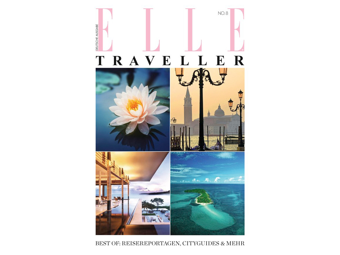Elle Traveller Südafrika September 2017