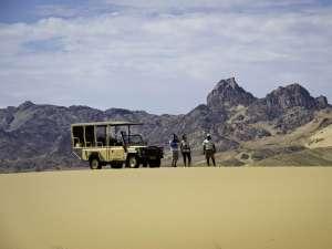 Reisearten Privater Guide geführte Rundreise in Namibia