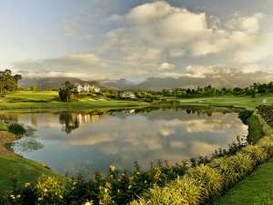 Golfurlaub Fancourt Gardenroute Südafrika