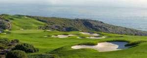 Golf Südafrika Gardenroute Pinnacle Point Loch
