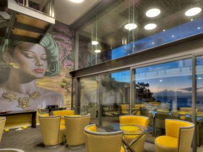 Rundreise Südafrika Kapstadt Camps Bay Sea Star Rock Luxus Gästehaus