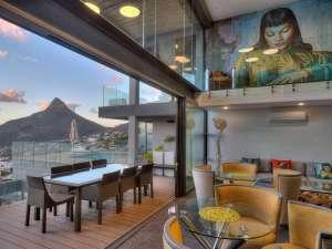 Rundreise Südafrika Kapstadt Camps Bay Sea Star Rocks Luxus Tafelberg