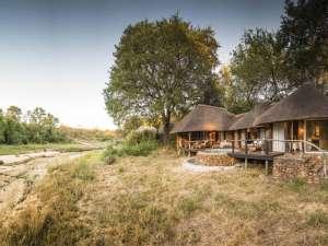 Südafrika Safari Sabi Sand Wildreservat Dulini Lodge Luxus Suite