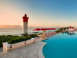 Selbstfahrer Südafrika Rundreise Oyster Box Hotel Durban