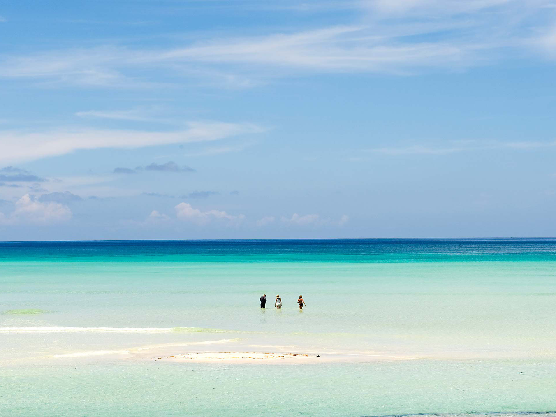 Strand- und Badeuraub