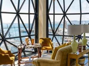 The Silo Waterfront Südafrika Luxus Style Suite