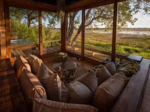 Vumbura Plains Camp Botswana Suite Wilderness Safaris