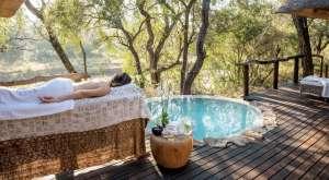 Wellness Safari Dulini Lodge Bush Südafrika